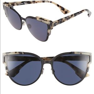Dior Wildly Cat Eye Sunglasses
